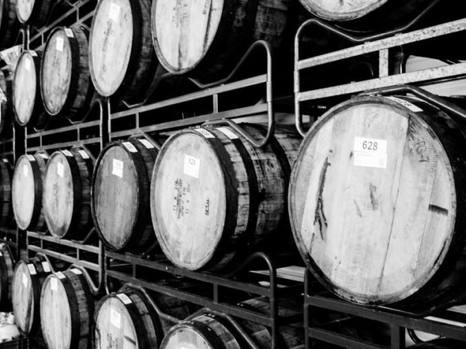Barrel Ageing Room
