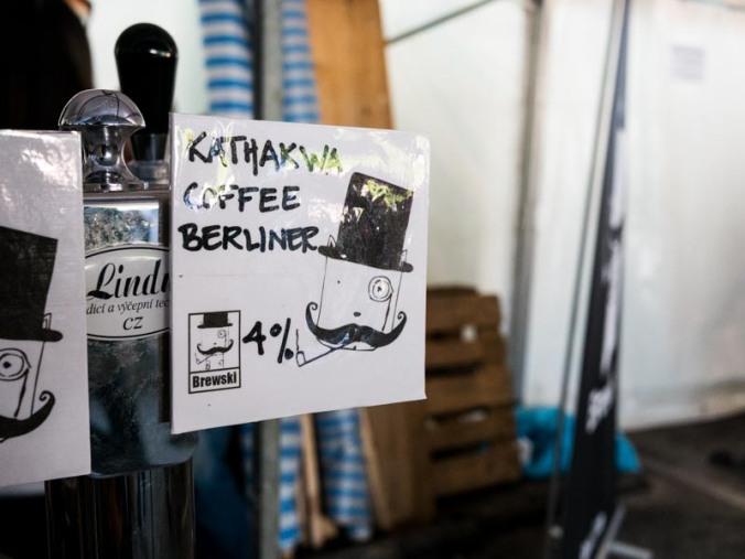 Brewski Kathakwa Coffee Berliner Weisse