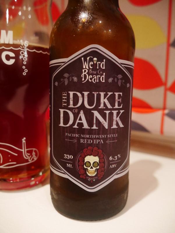 Weird Beard/Duke's Head/Matthew Curtis The Duke of Dank