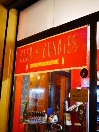 Beer 4 Bunnies bottleshop