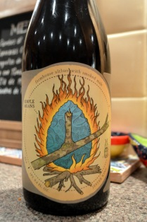 Jester King - Simple Means. A smoked farmhouse altbier
