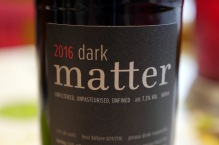 Chorlton Brewery's Dark Matter 2016 with a 100 year shelf life (?)