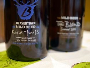 Wild Beer Co and Beavertown collaboration full of blueberries